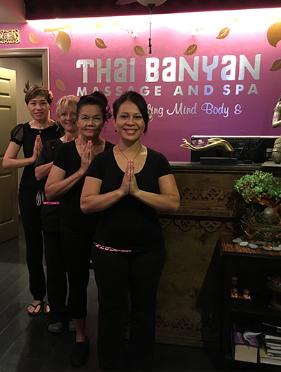 Thai Banyan Massage & Spa